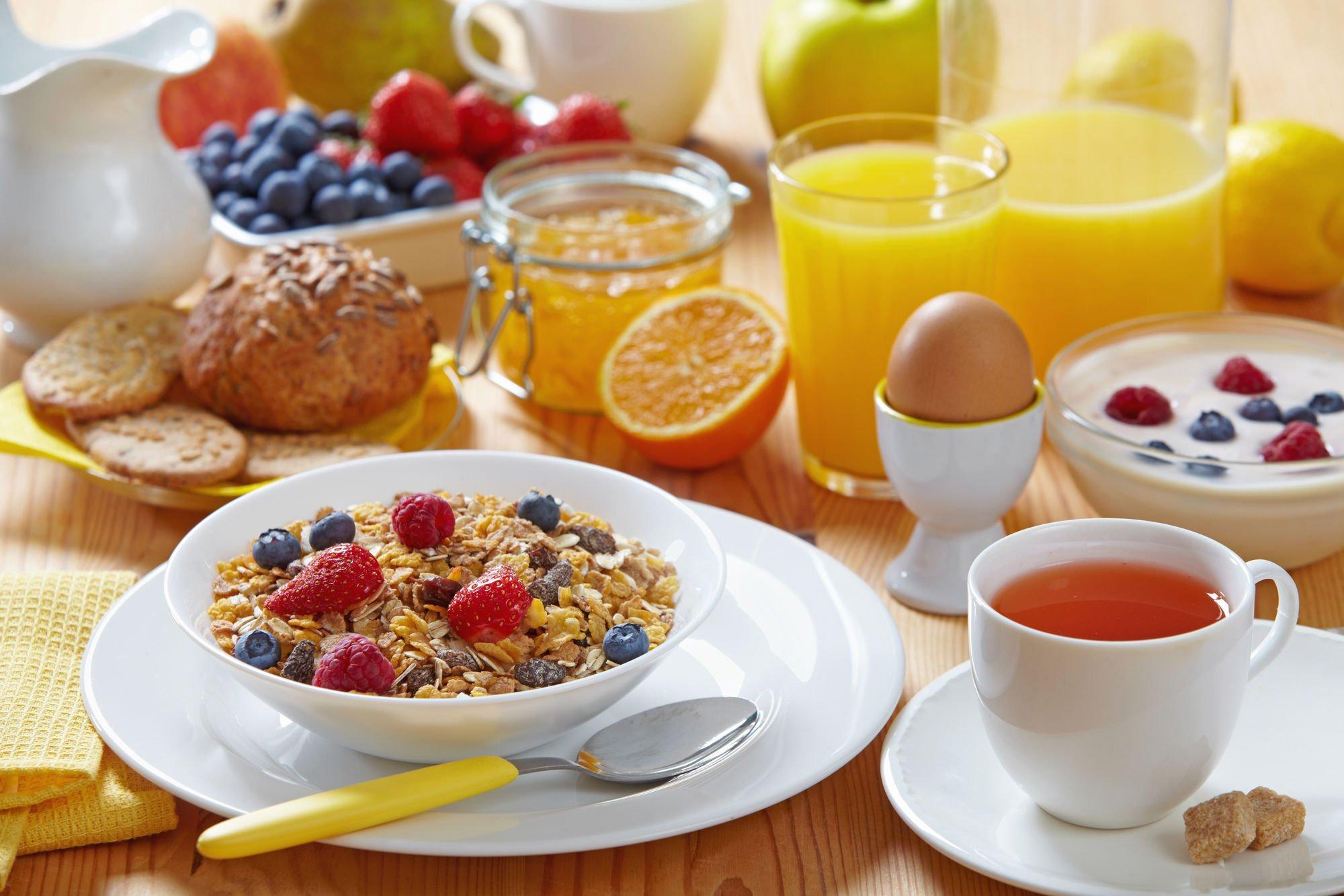 colazione in gravidanza