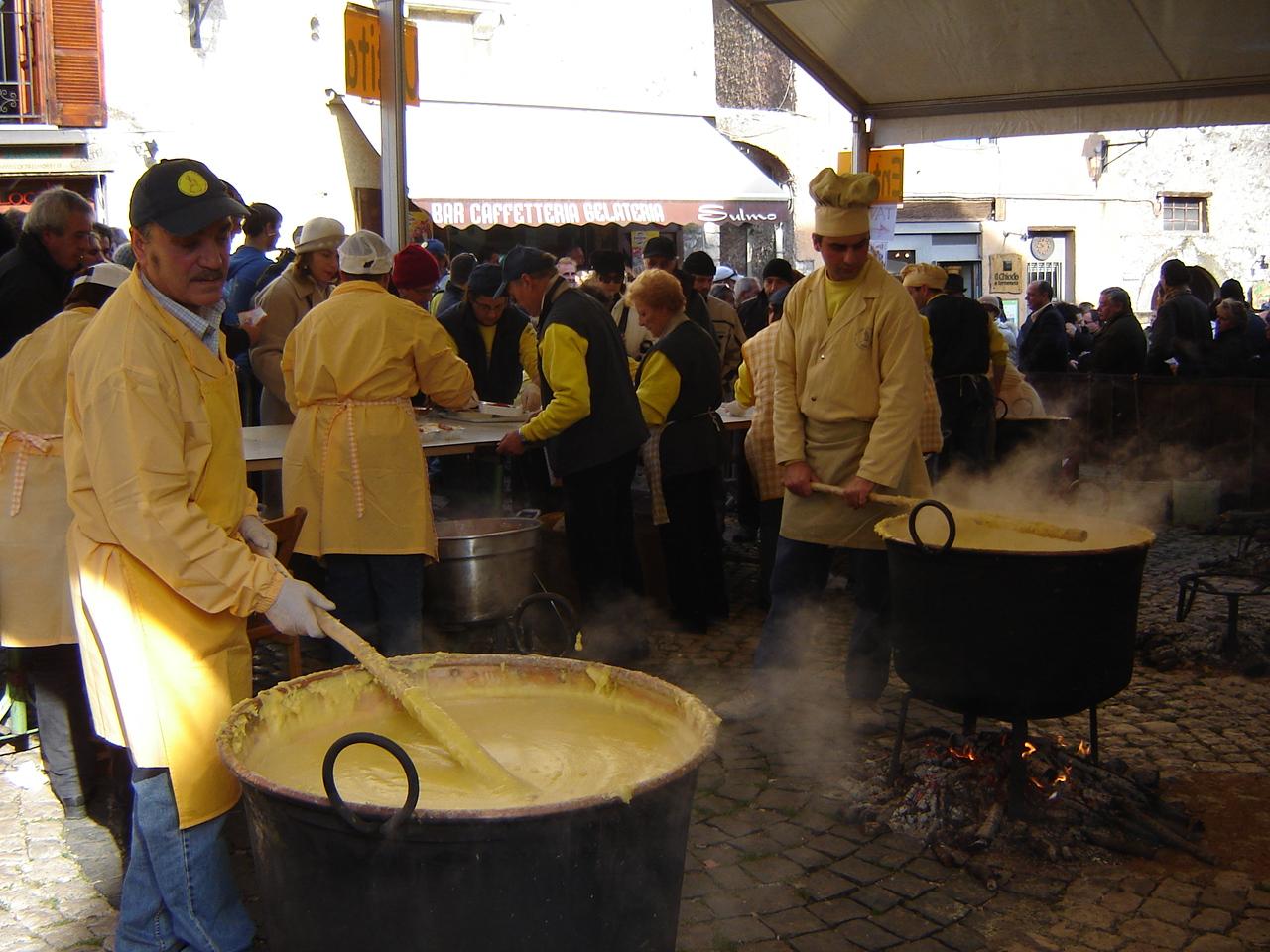 Le migliori sagre di Ottobre nel Lazio