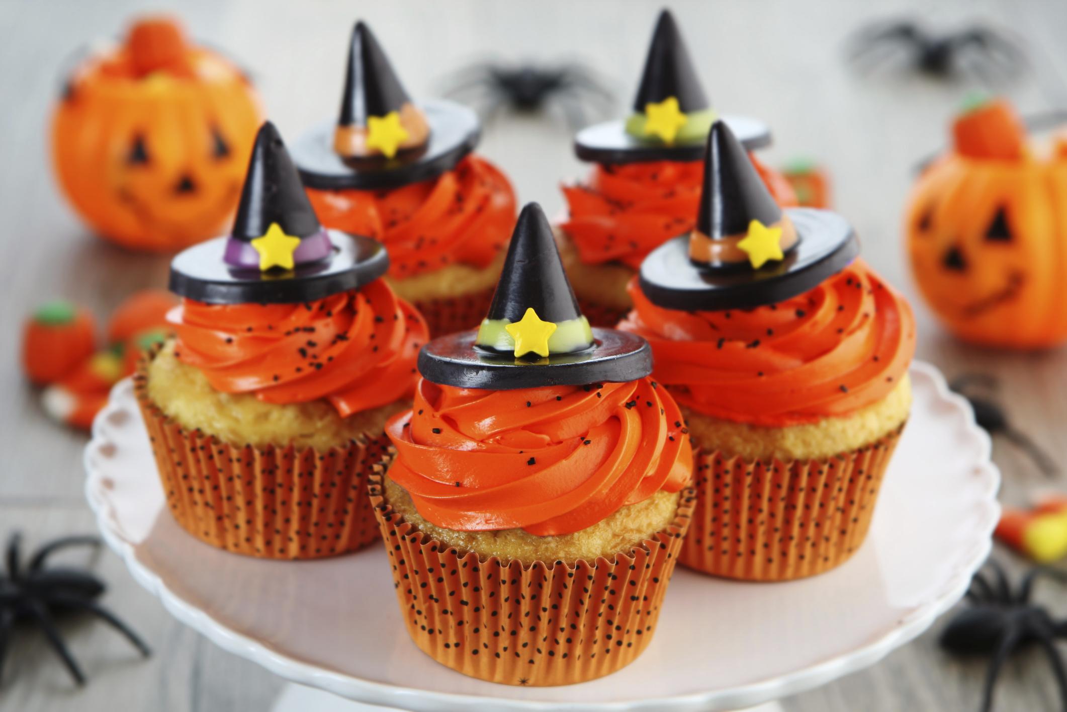 dolci senza burro per halloween