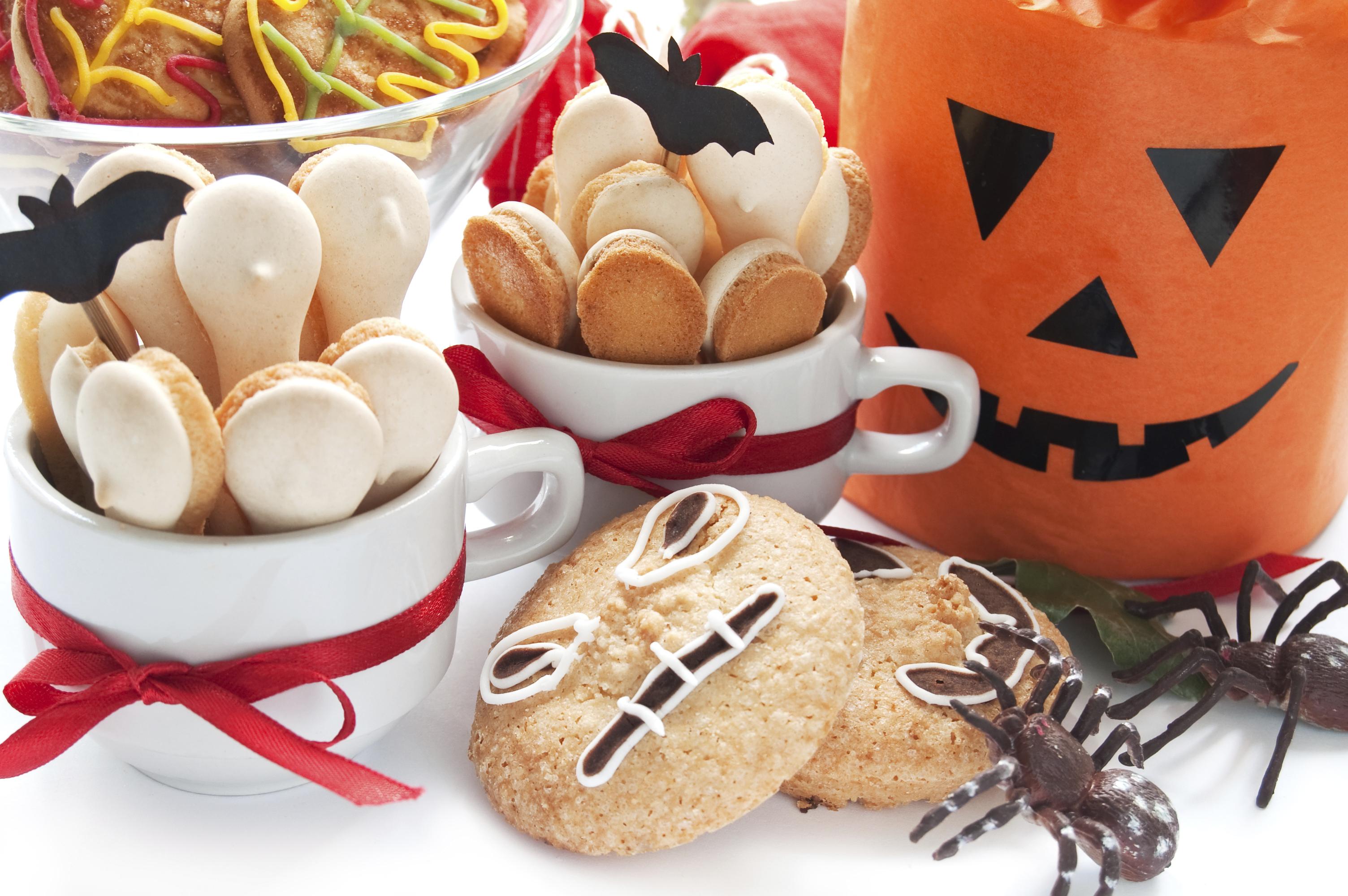 Dolci Halloween.Dolci Senza Uova Per Halloween Food Blog