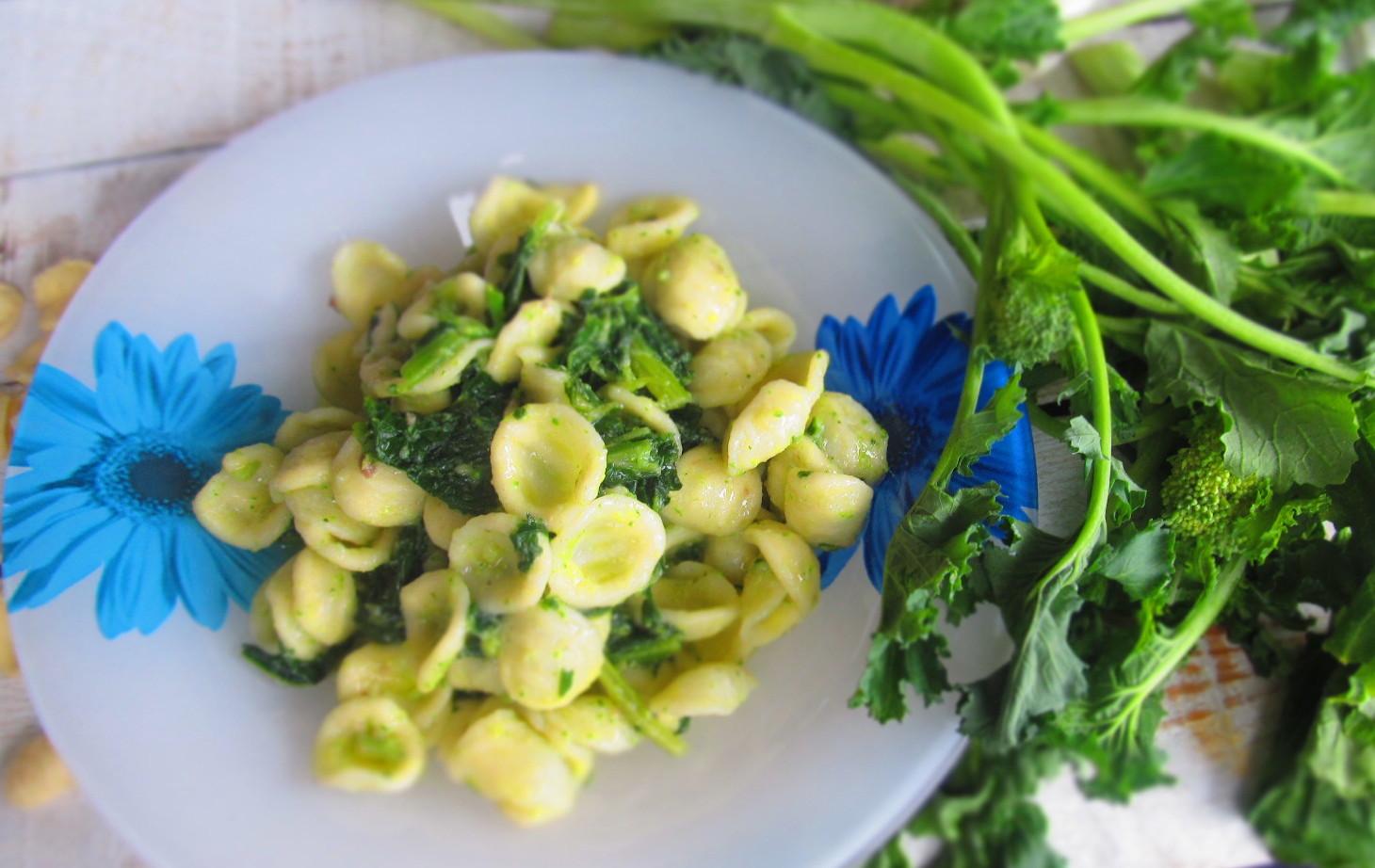 Come Cucinare Le Cime Di Rapa Food Blog