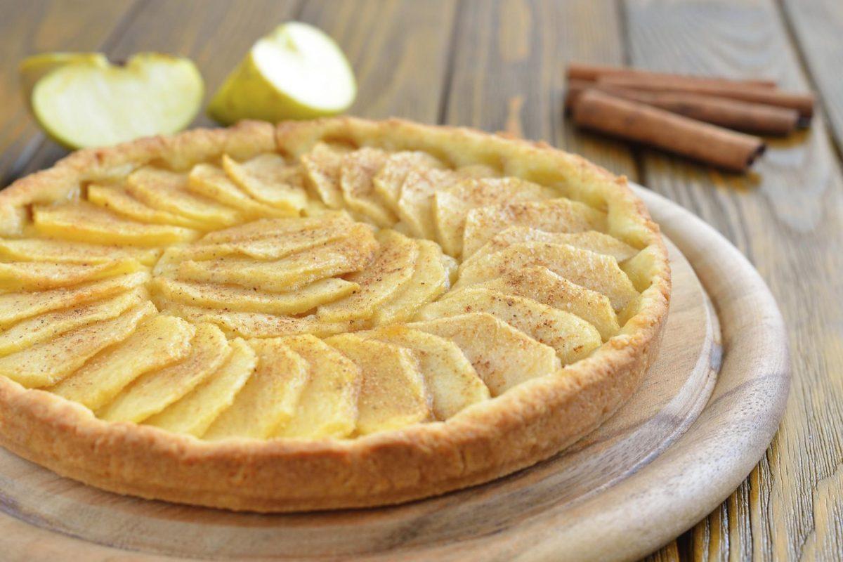 come sostituire il burro nella torta di mele