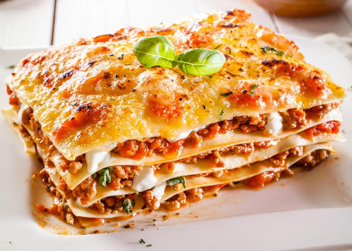 come sostituire la carne nelle lasagne