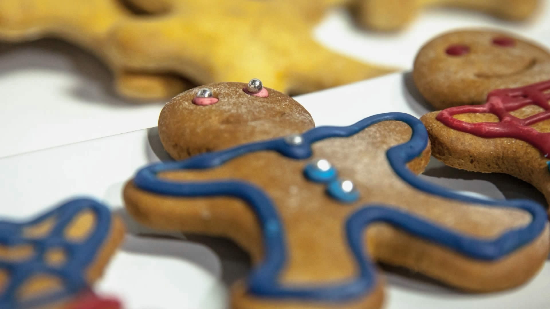 Biscotti Di Natale 1 Uovo.Dolci Senza Burro E Uova Natalizi Food Blog