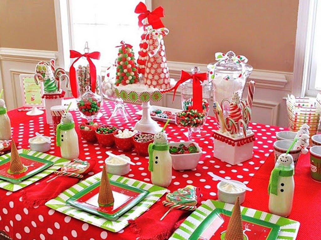 Idee per apparecchiare la tavola di Natale – Decorazioni Natalizie
