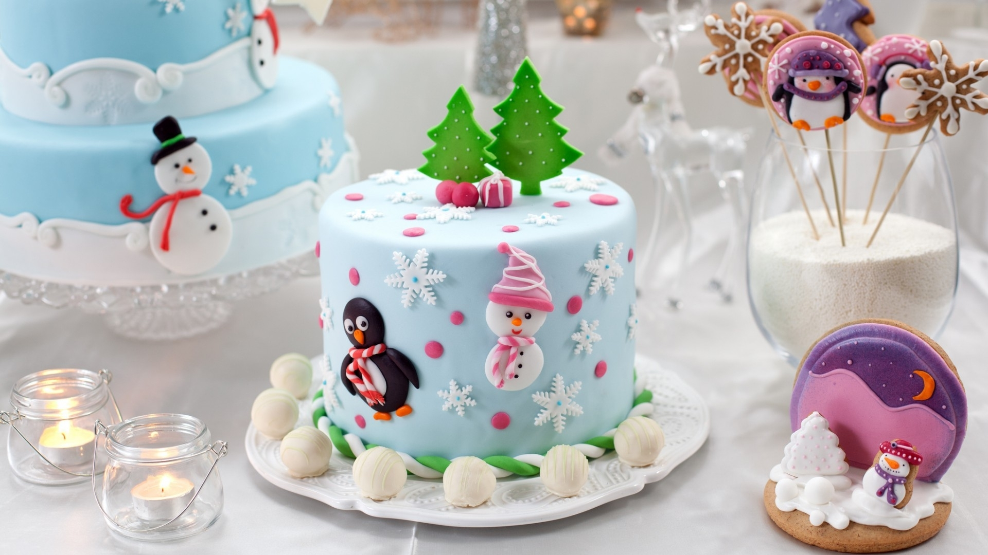 10 torte di Natale da copiare
