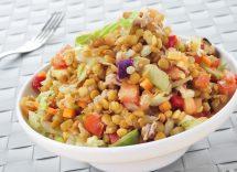Pranzo veloce con legumi: 10 ricette per l'ufficio