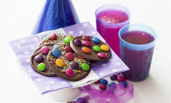 cioccolatini di carnevale 1