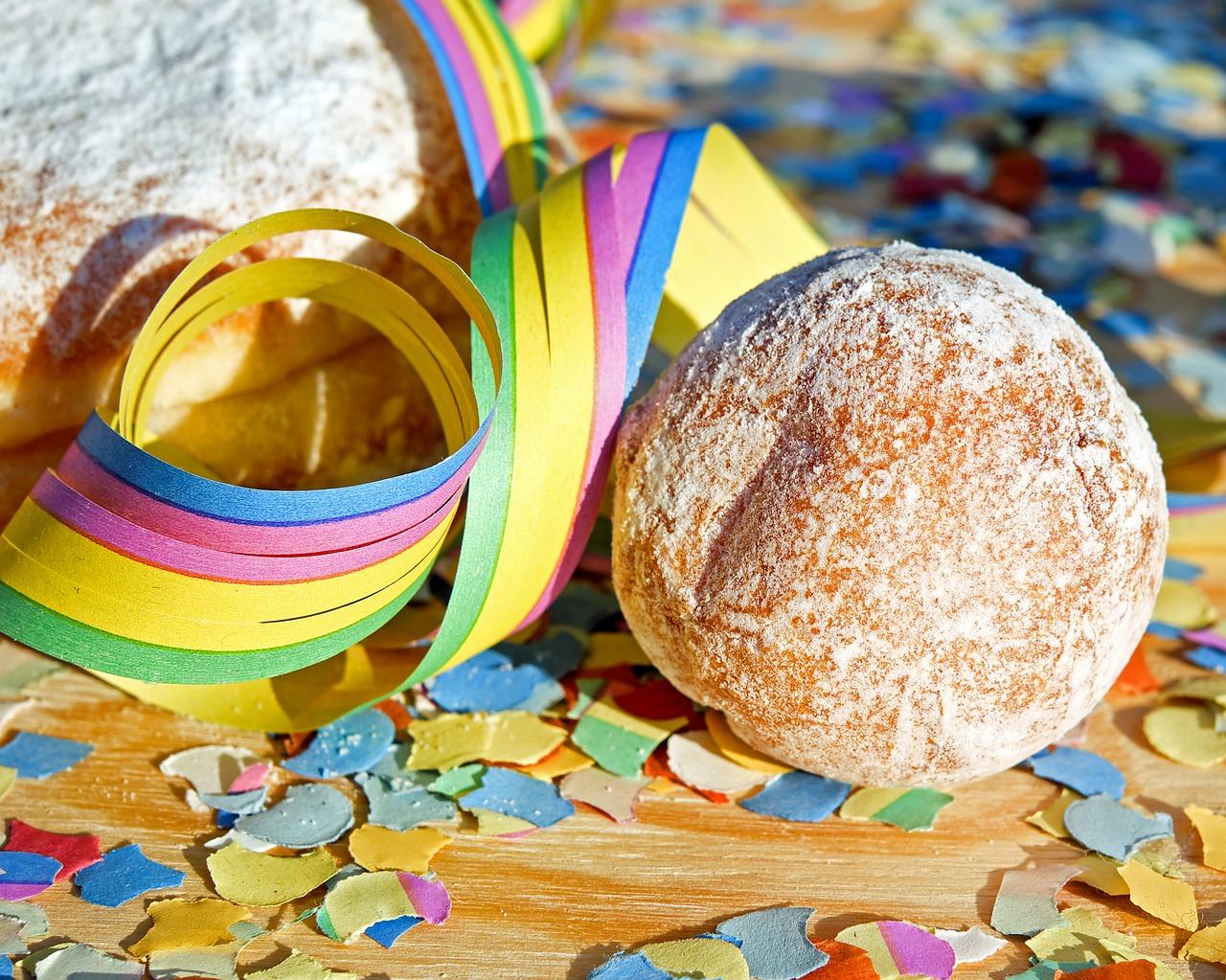 10 dolci facili per carnevale