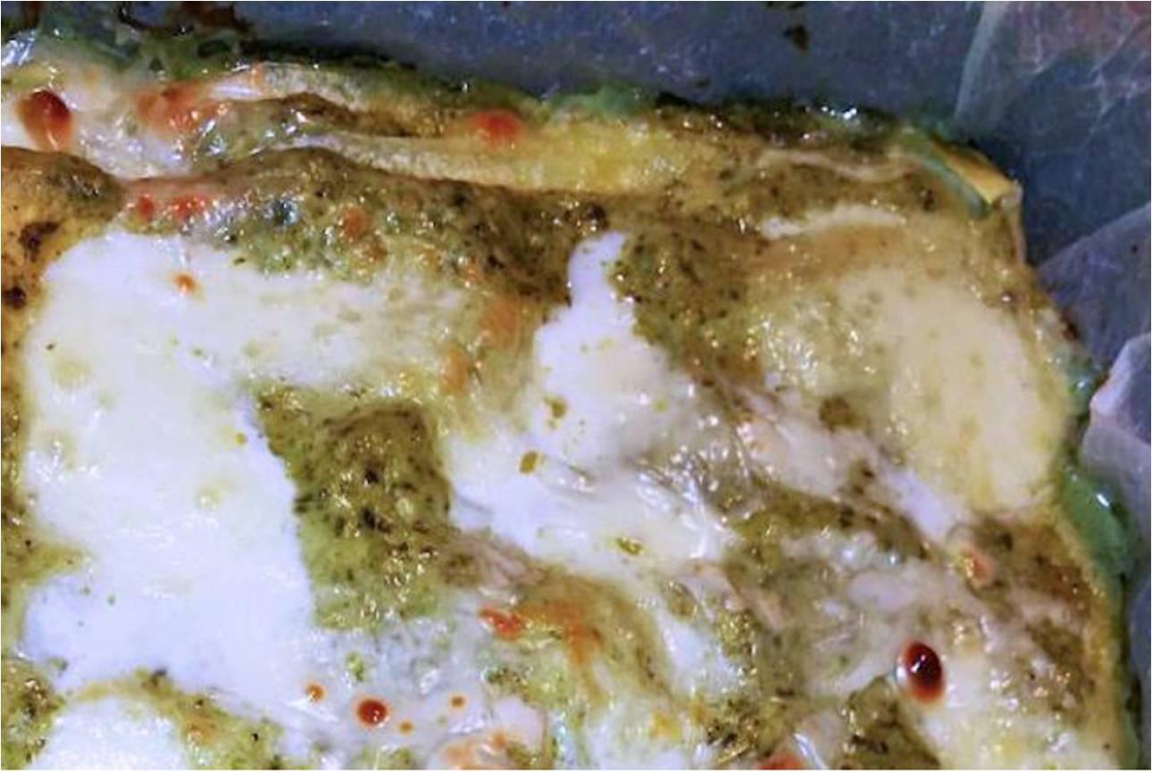 lasagne pesto e besciamella con bimby