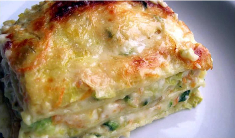 lasagne alle verdure con bimby
