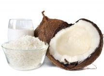 come sostituire farina di cocco
