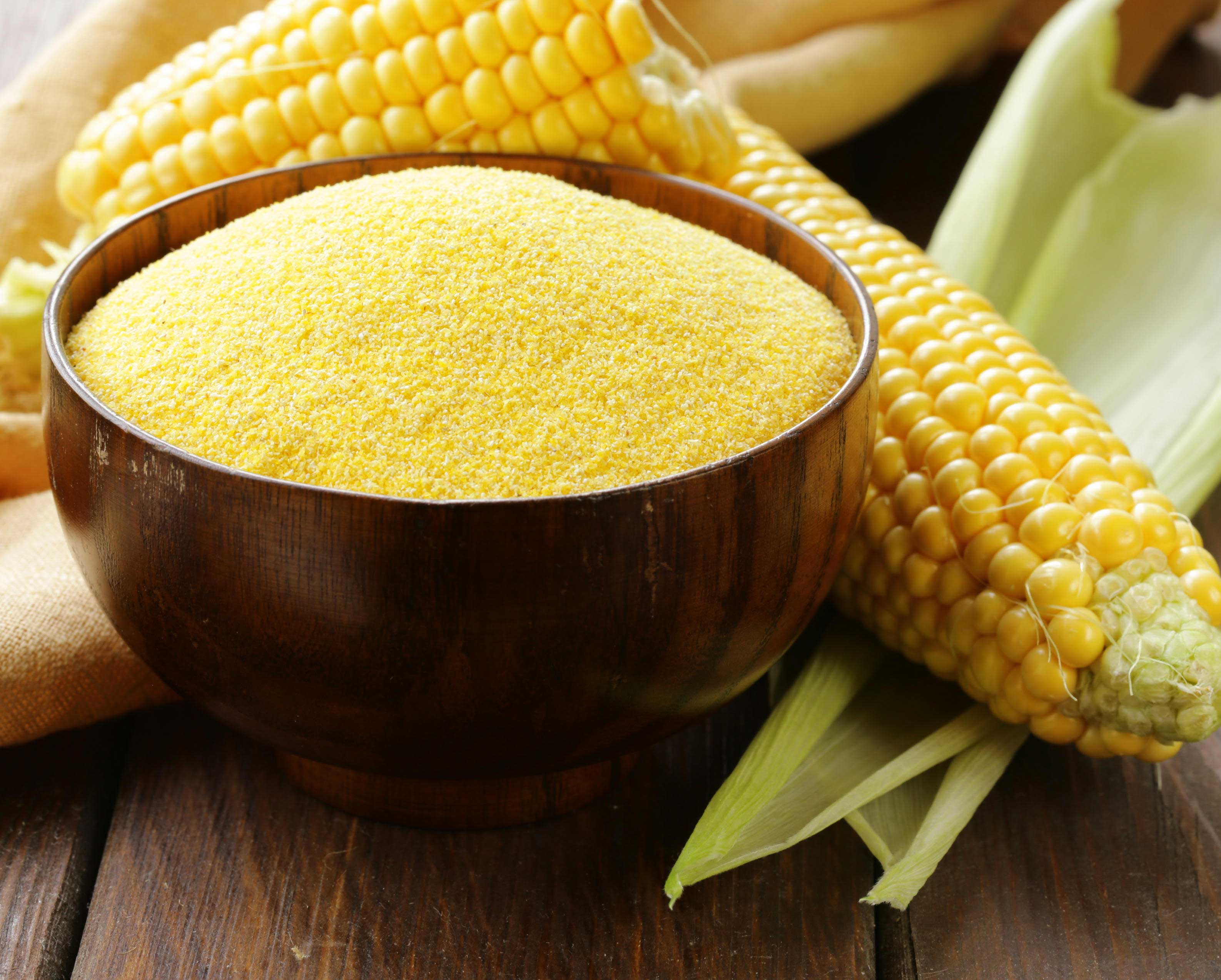 come sostituire farina di mais