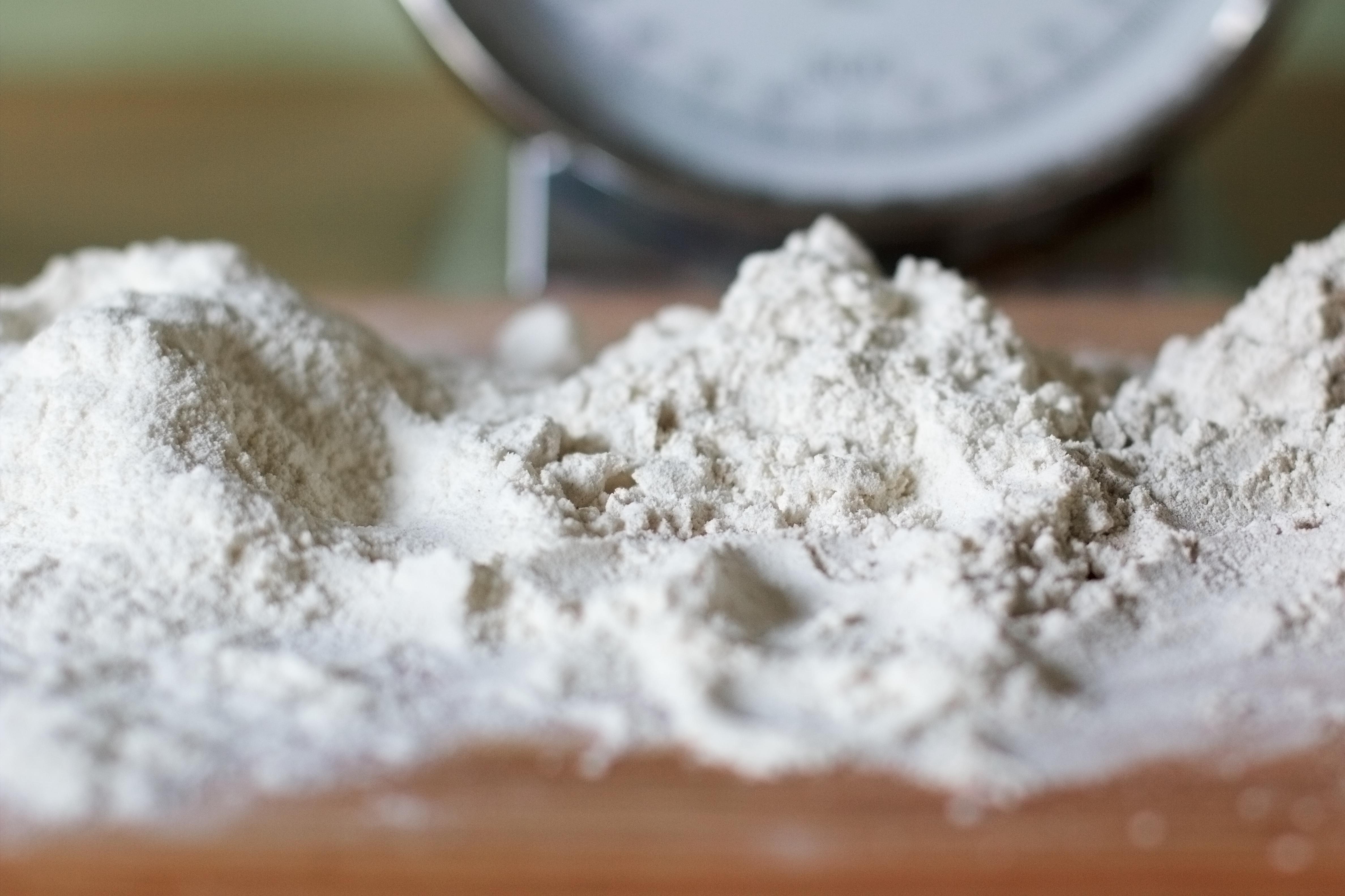 come sostituire la farina di forza