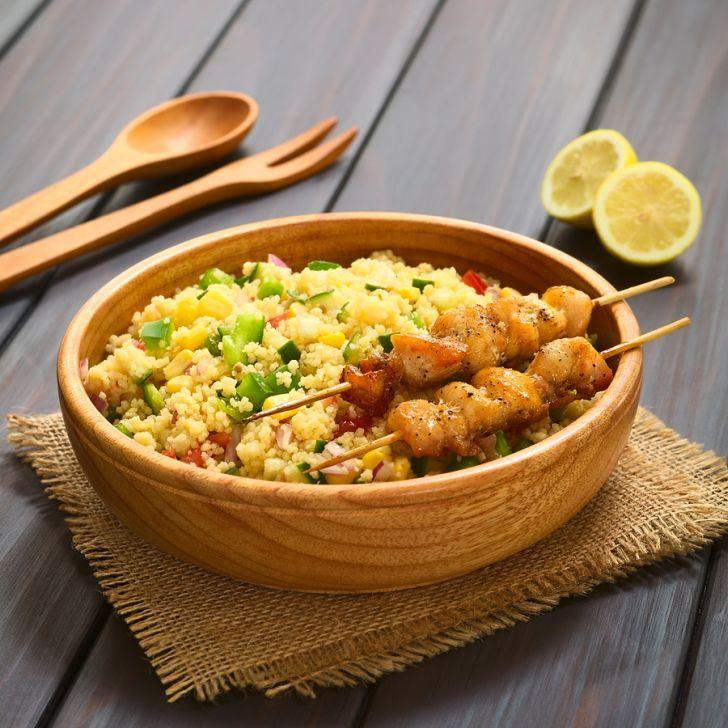 17 ricette di Cous Cous per un pranzo veloce