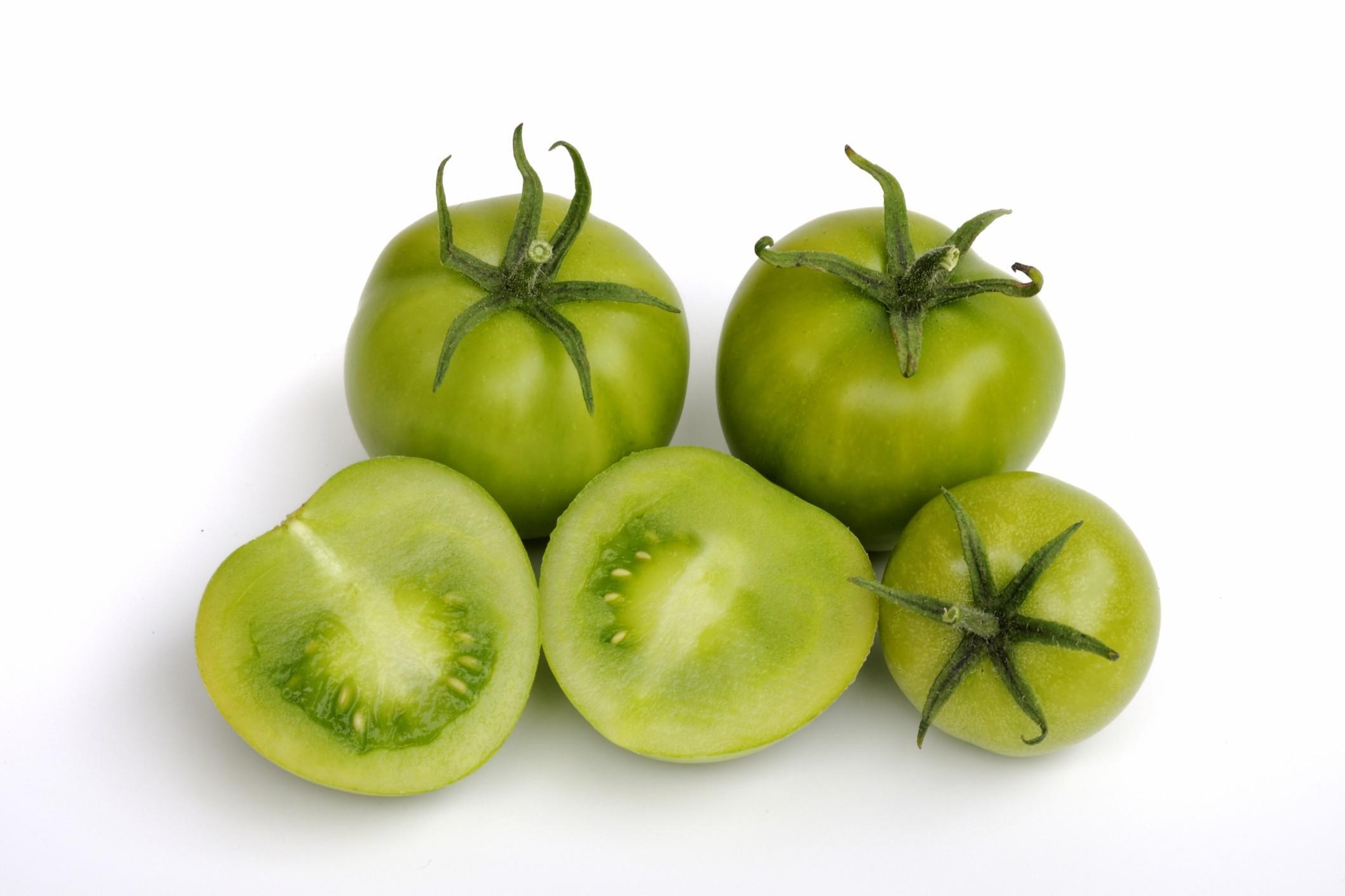 come far maturare i pomodori verdi