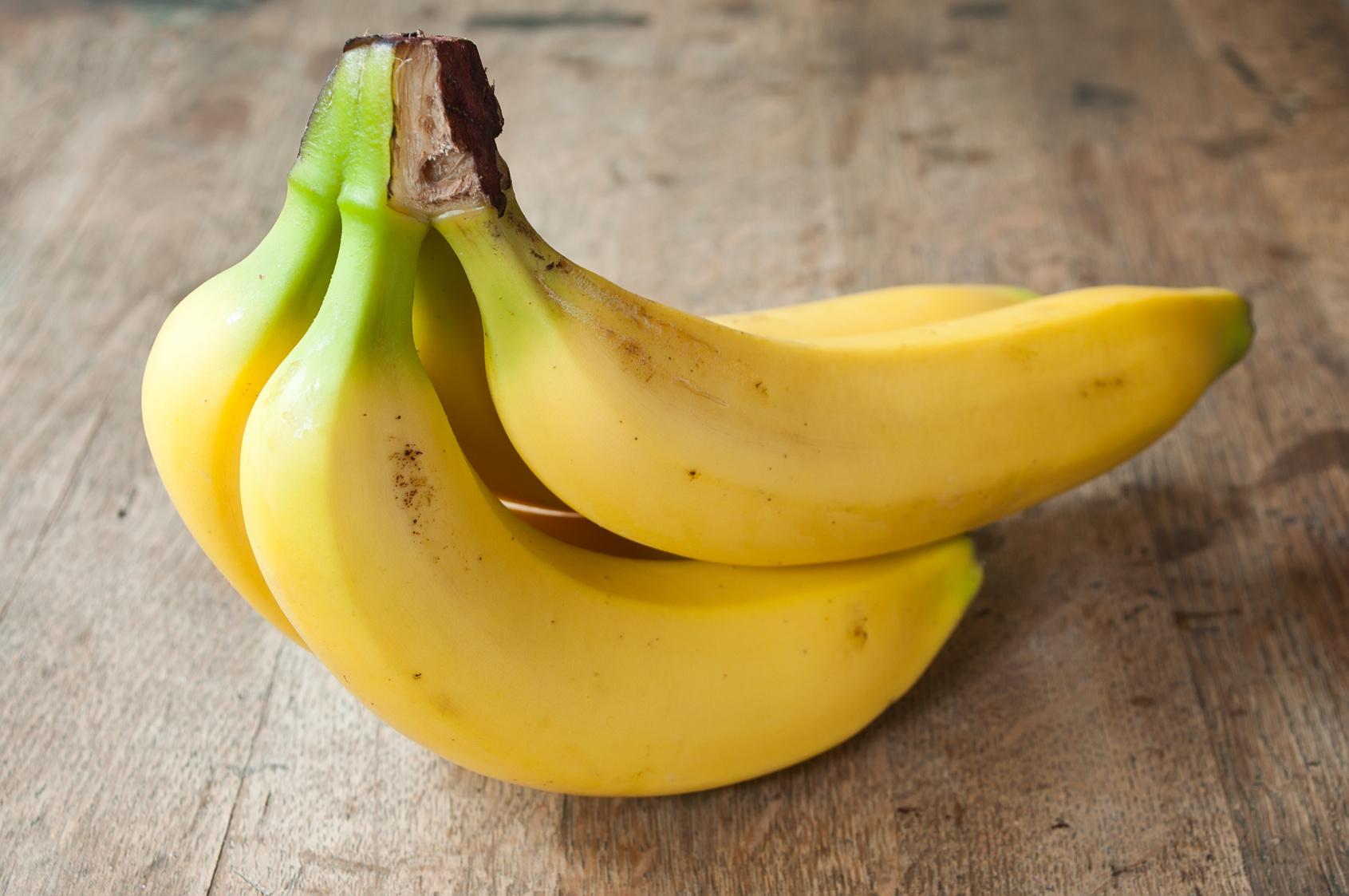 come far maturare le banane