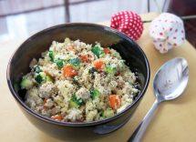 Ricette con riso di cavolfiore