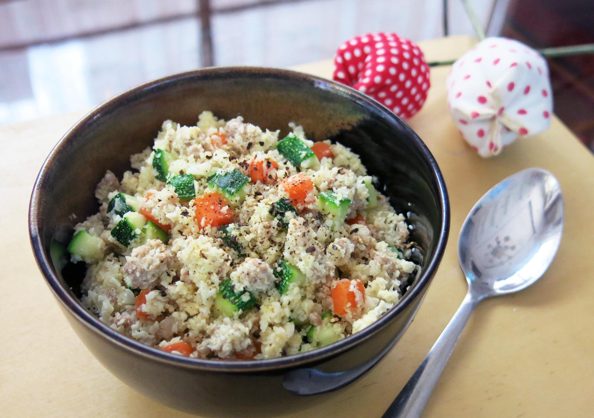 Ricette Con Riso Di Cavolfiore Cosa Preparare Food Blog