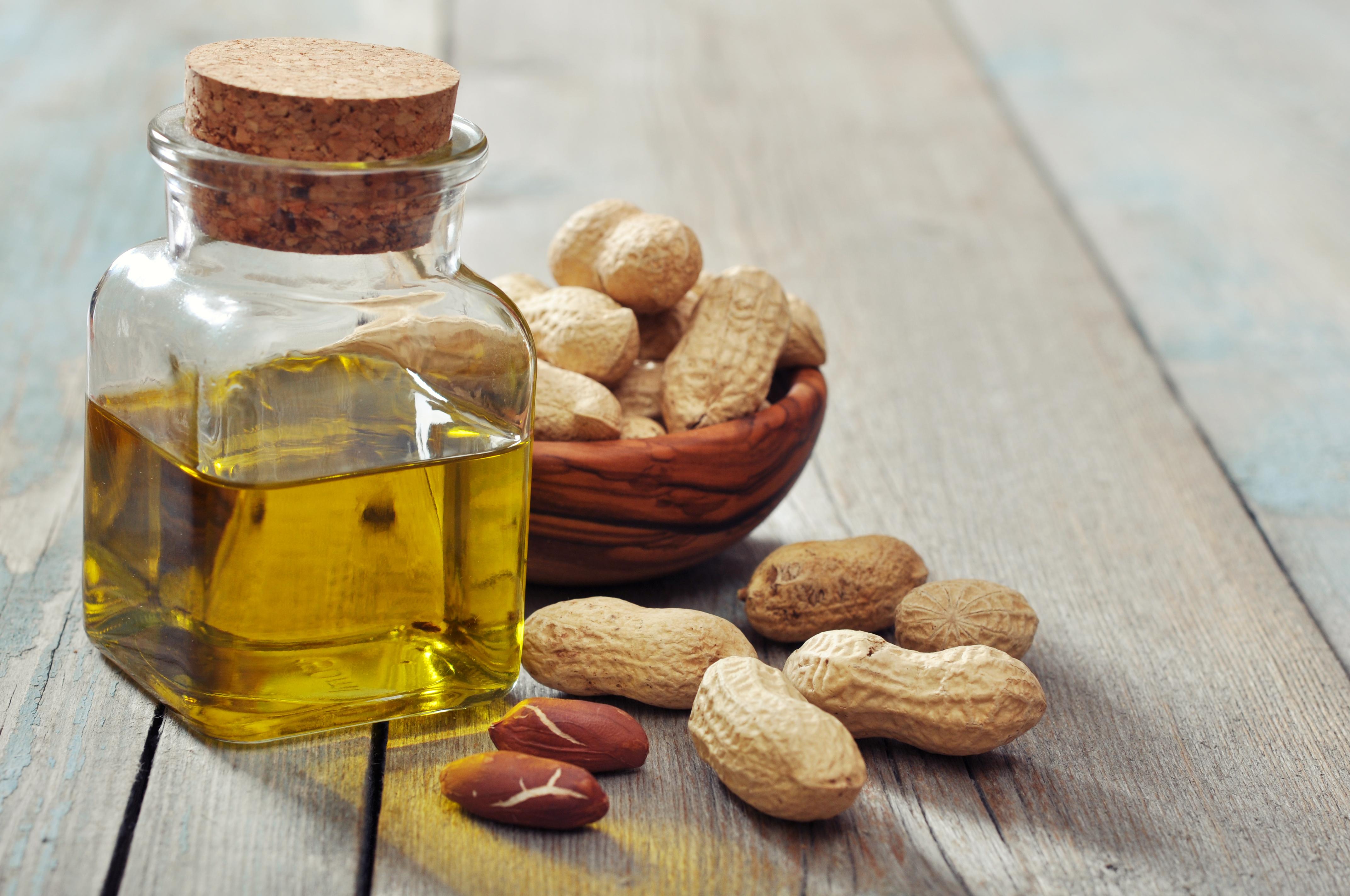 Come sostituire olio di arachidi