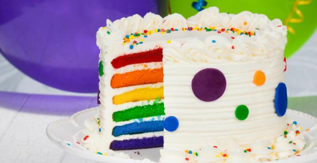 Torta-Arlecchino