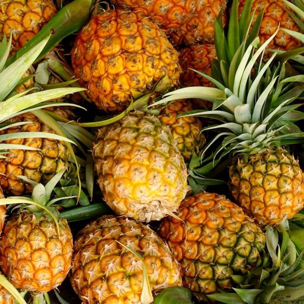 come far maturare ananas