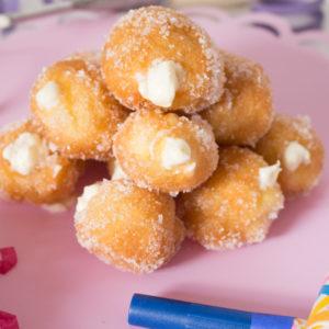 dolci con olio arachidi