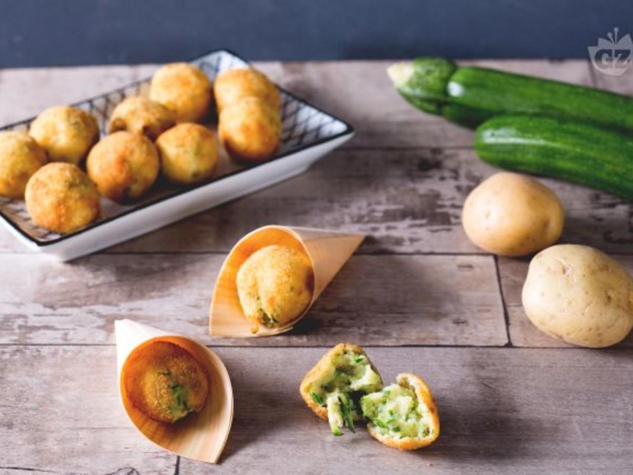 Polpette di verdure per bambini