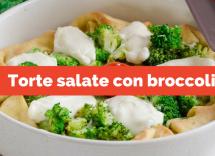 Torta rustica broccoli