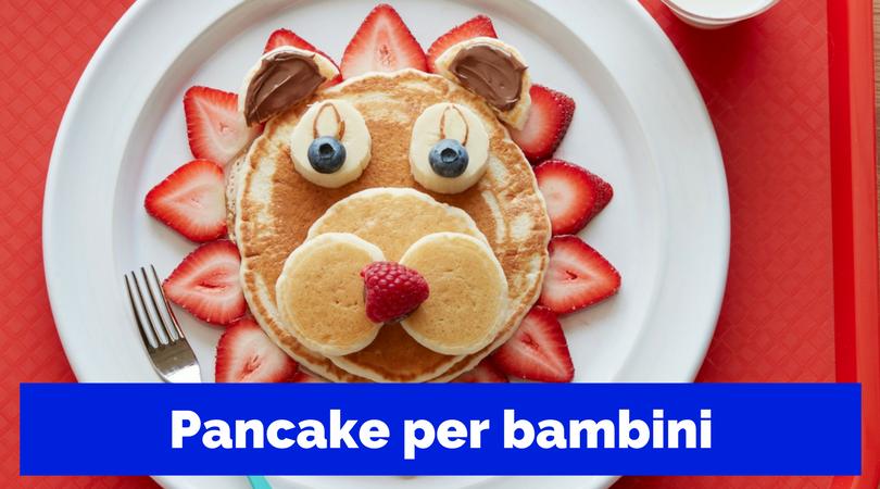 Pancakes ricette