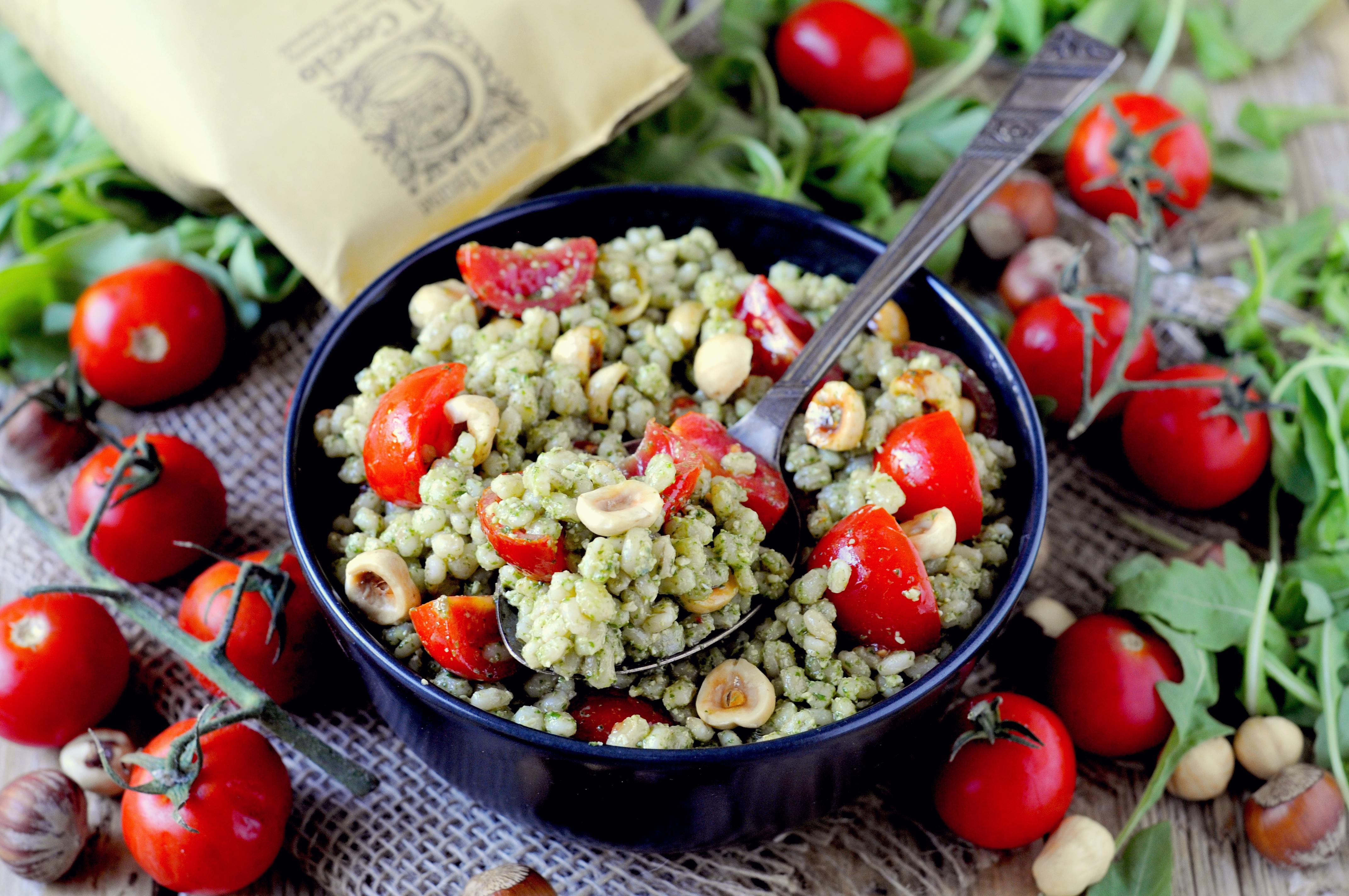 Ricette Orzo Vegetariano.Insalata D Orzo Vegetariana 5 Ricette Food Blog