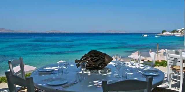 Migliori ristoranti di pesce a Mykonos