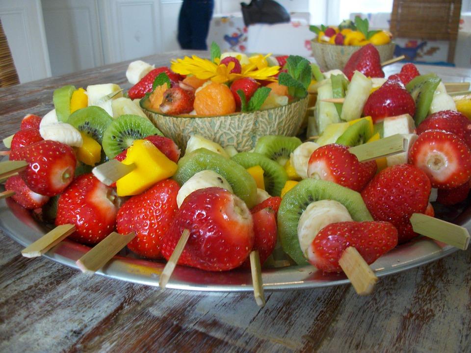 per non far annerire la frutta