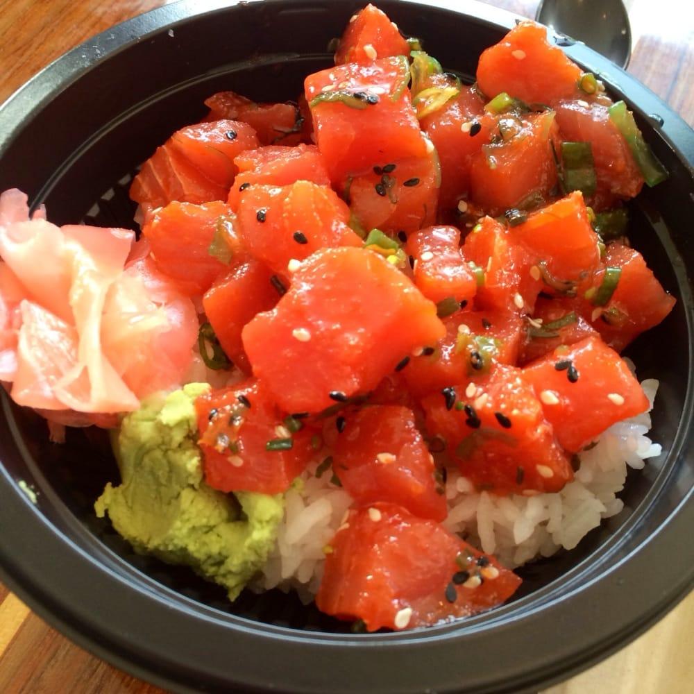 poké sushi