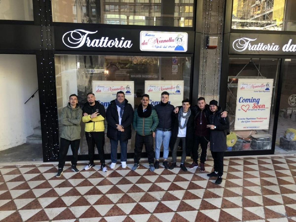 trattoria napoletana
