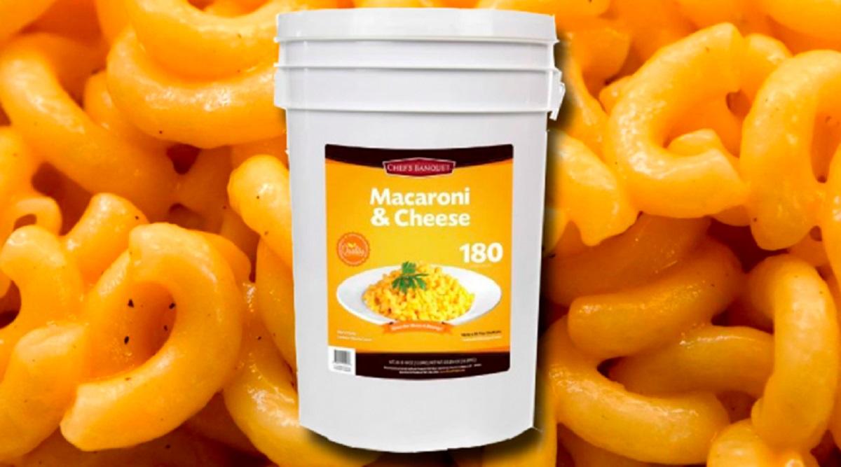 pasta al formaggio precotta
