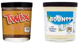 twix e bounty