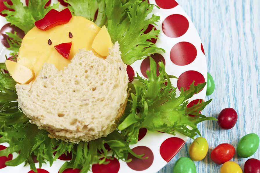Pasqua vegetariana 1