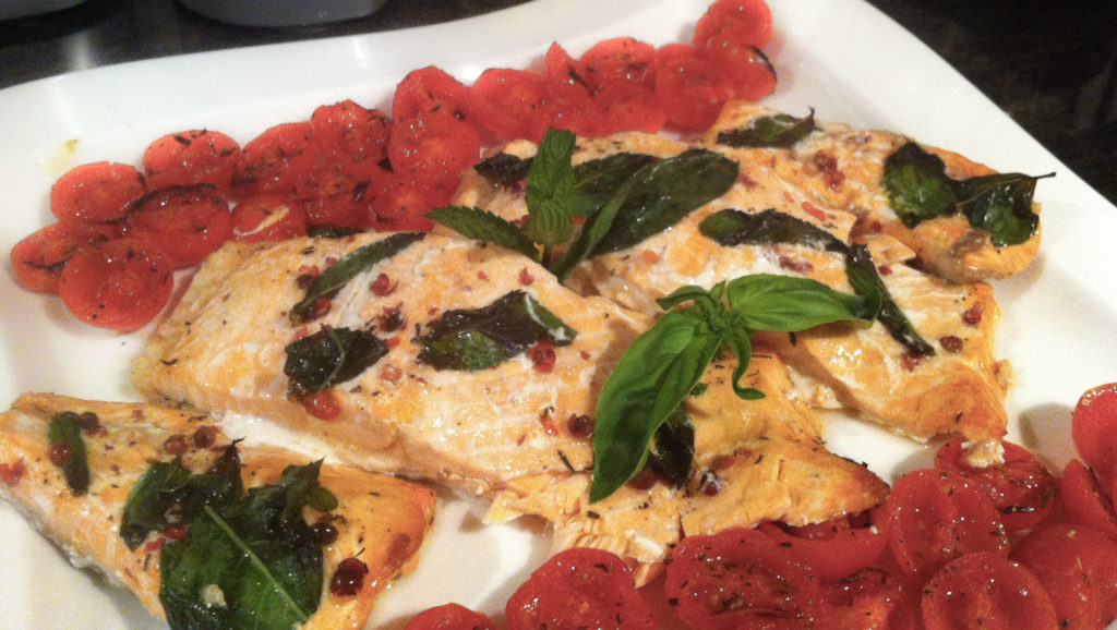 salmone menta basilico pomodorini 1024x578