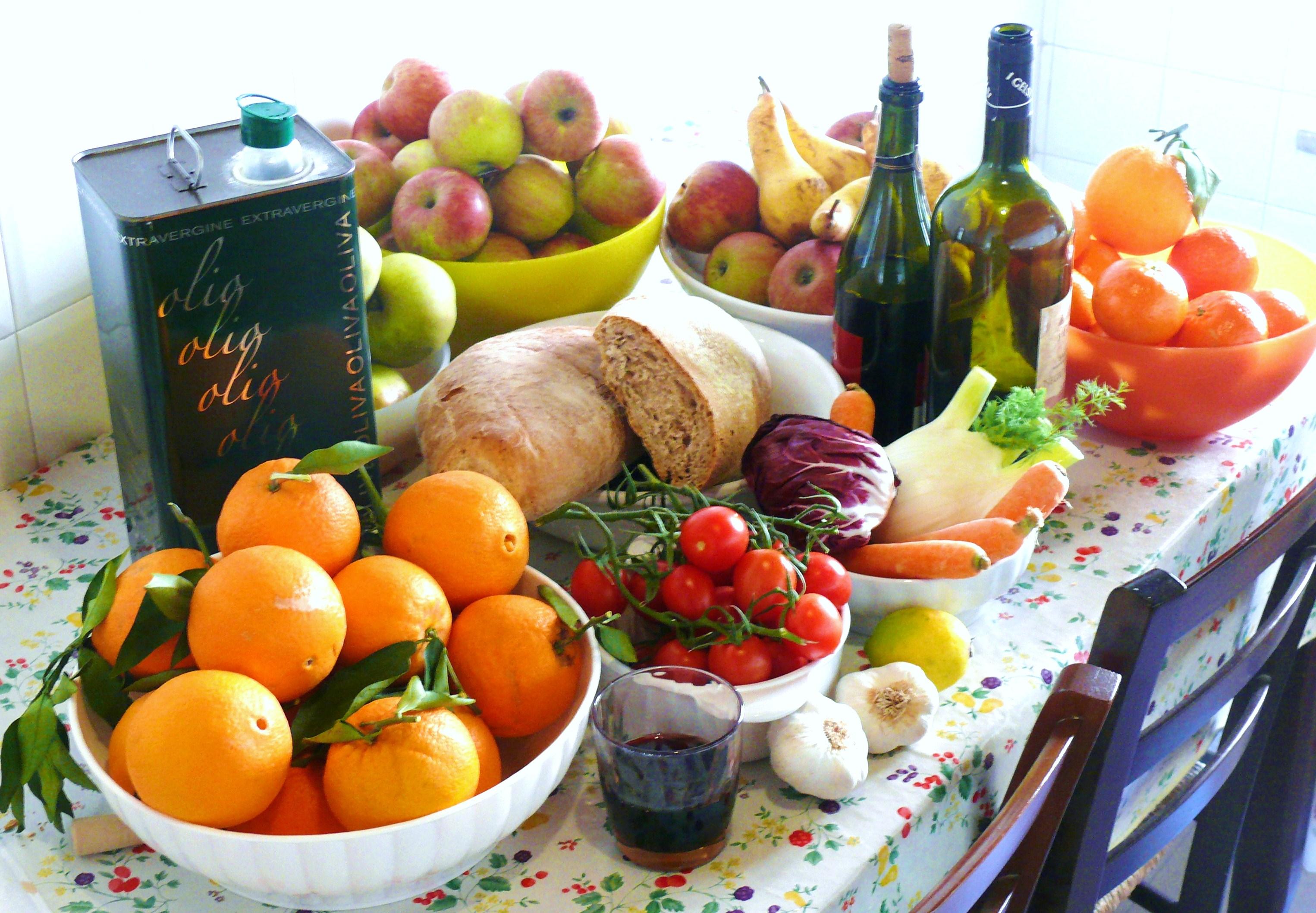 olive nella dieta dimagrante