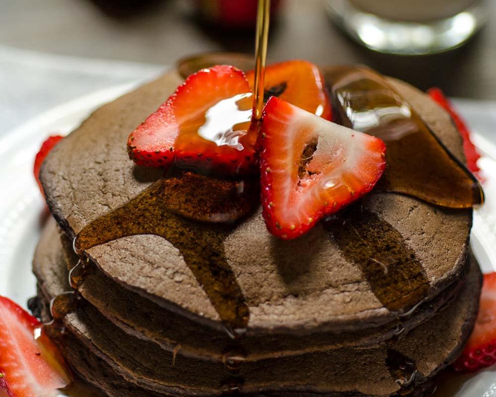 pancakes cioccolato 2