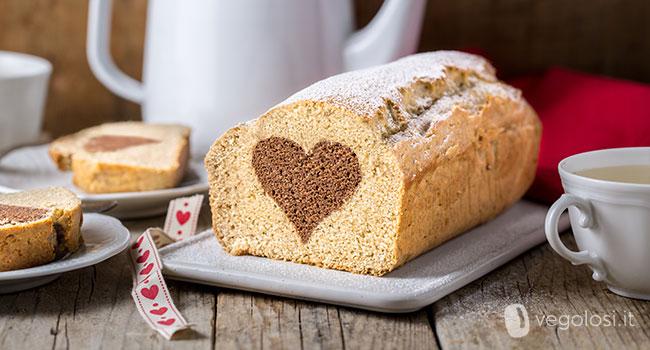 Plumcake San Valentino con cuore 8044 2 650