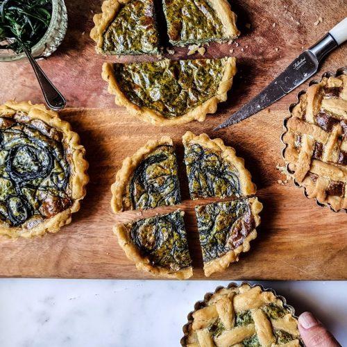 Torta salata agli agretti: 5 ricette