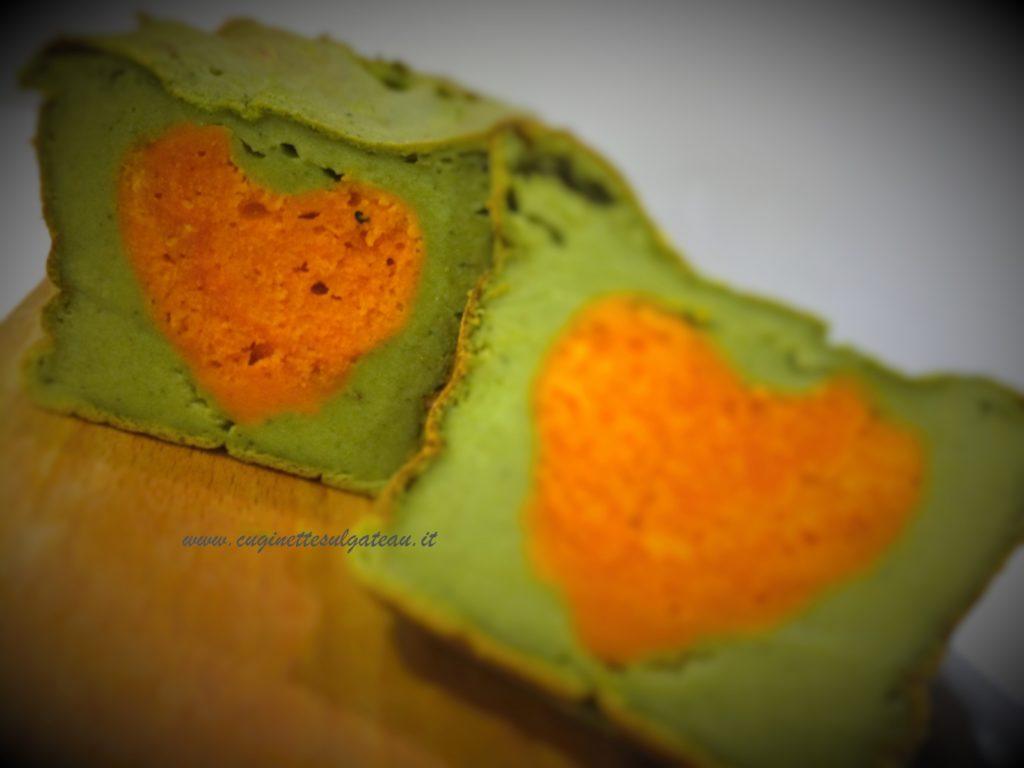 plumcake salato ai broccoli con cuore al pomodoro 1024x768