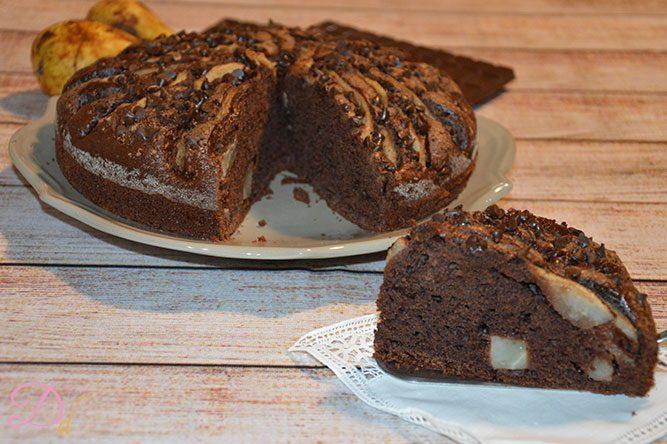 Ricetta Torta Pere E Yogurt Bimby.Torta Cioccolato E Pere Bimby 3 Ricette Collaudate Food Blog