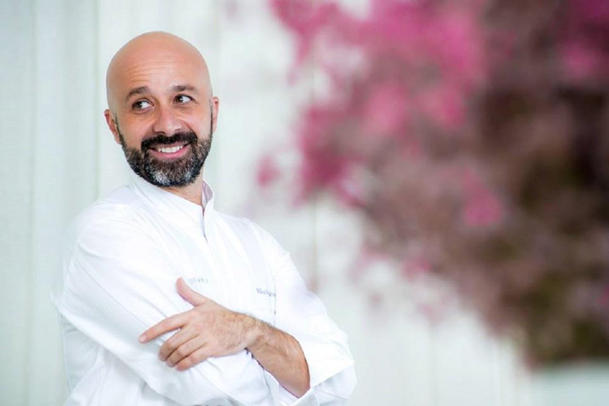 Niko Romito, lo chef Abruzzese conquista l'Italia