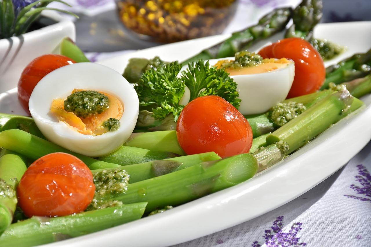 ricette estive con asparagi