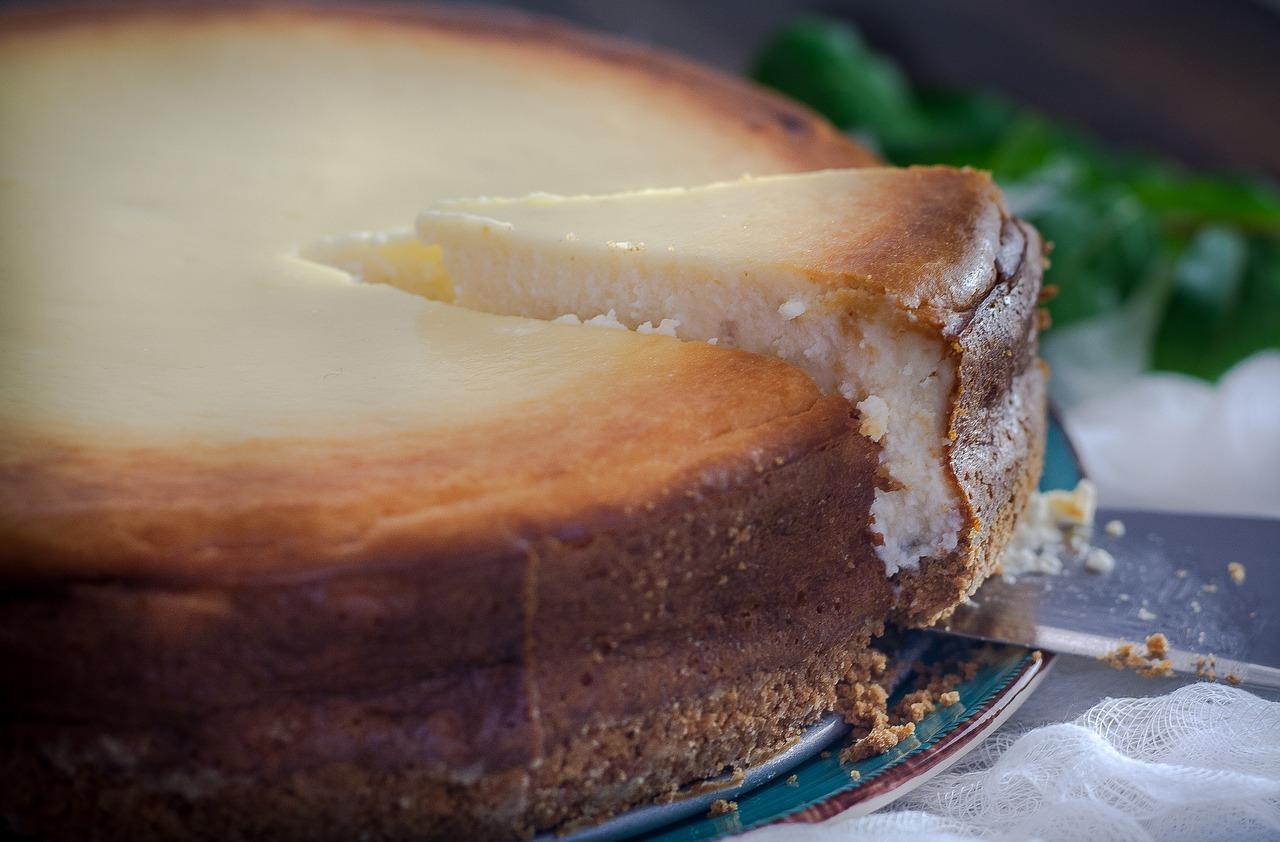 cheesecake salata con ricotta