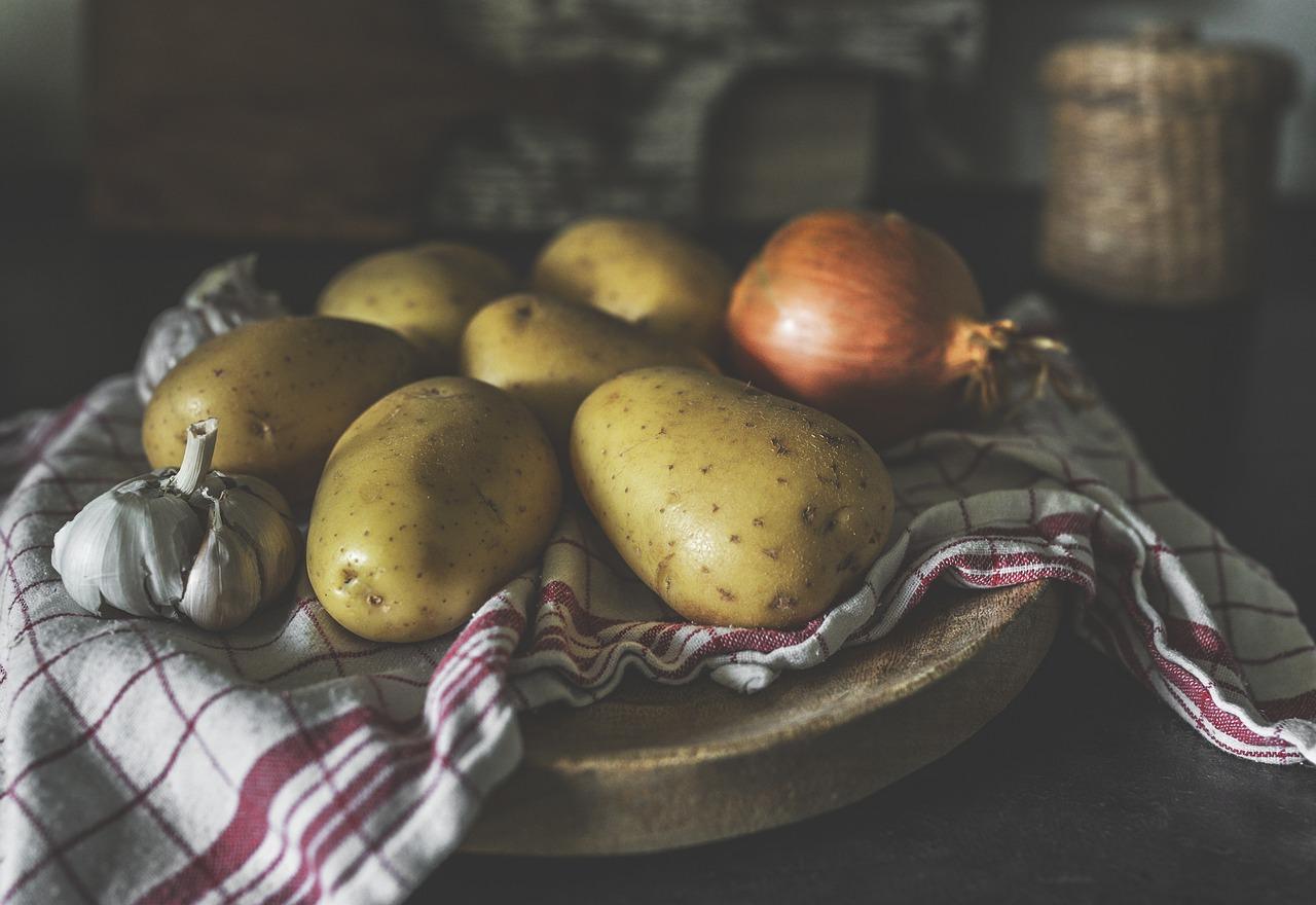 patate al forno con besciamella