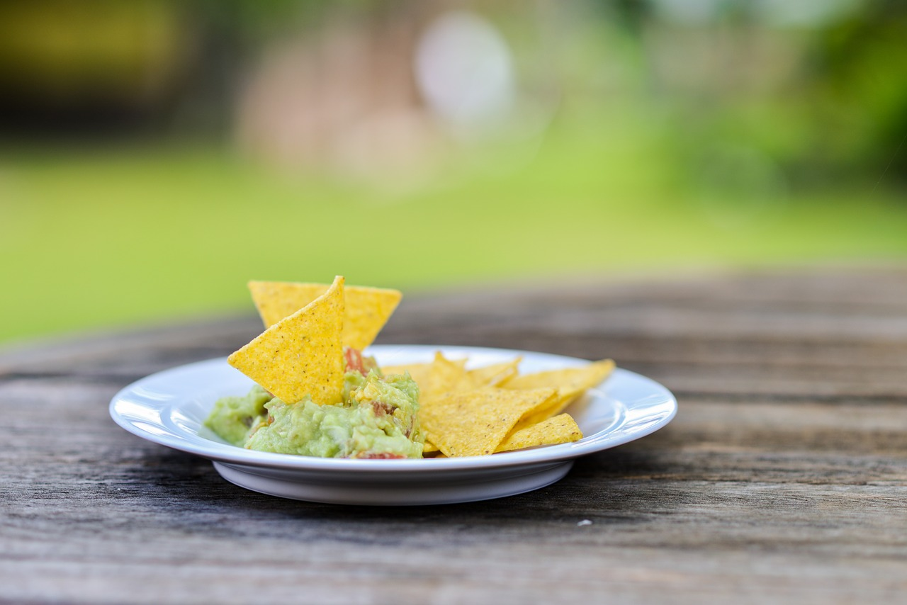 ricetta guacamole bimby